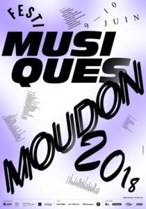 Affiche Festival Moudon